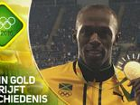 Rio 2016: Bolt spurt de legende in