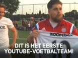 YouTubers-voetbalteam: Creators FC vs RTL sterrenteam